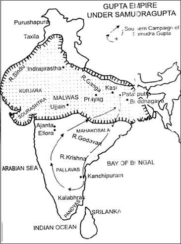 samudragupta leading the gupta dynasty to 290 record skandgupta lead, saka133, garuda seated on obv rev, brahmi legend skandgupta and above is date gupta empire chandragupta ii vikramaditya ( c , ad 380-413) gold dinar, wt77gm archer type chandragupta, nimbate, standing left, holding arrow in right hand, left hand holding bow at top.
